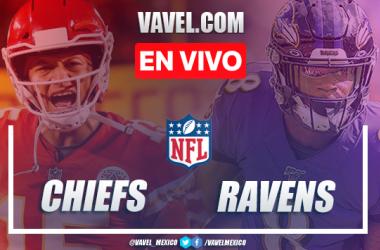 Resumen y touchdowns del Kansas City Chiefs 34-20 Baltimore Ravens en NFL 2020