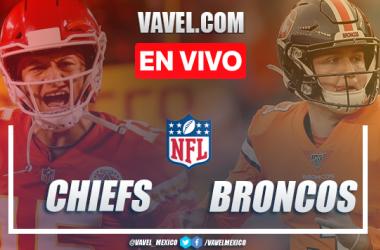 Resumen y touchdowns del Kansas City Chiefs 43-16 Denver Broncos en NFL 2020