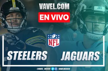 Resumen y anotaciones del Pittsburgh Steelers 27-3 Jacksonville Jaguars en NFL 2020
