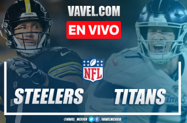 Resumen y anotaciones del Pittsburgh Steelers 27-24 Tennessee Titans en NFL 2020