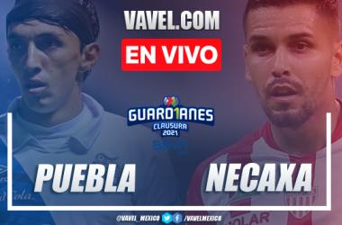 Gol y resumen del Puebla 1-0 Necaxa en Liga MX 2021