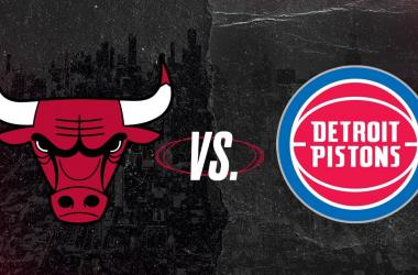 Resumen: Chicago Bulls 94-88 Detroit Pistons en NBA