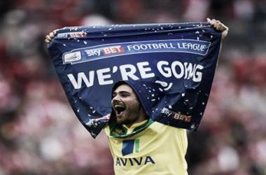 El Norwich vuela hasta la Premier League