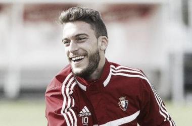 Roberto Torres se apunta al nuevo Osasuna