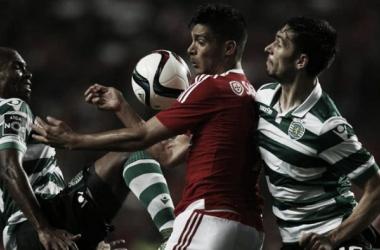 Paulo Oliveira e Naldo não jogam juntos há 13 jogos (Fonte: record.xl.pt)