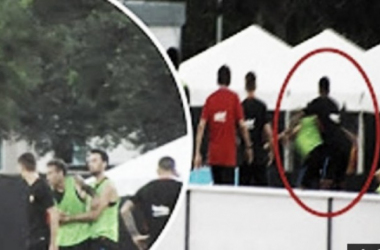 Última Hora: Neymar e Nélson Semedo pegaram-se no treino