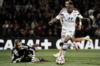 Le FC Lorient ne devra pas plier face à l'armada offensive Lyonnaise.
