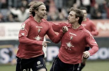 Jaroslav Plašil celebrando un gol /Fuente: somosrojillos.com