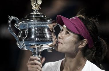 Fora das quadras desde Wimbledon, Na Li anuncia aposentadoria