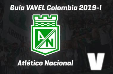 Guía VAVEL Liga Águila 2019-I: Atlético Nacional