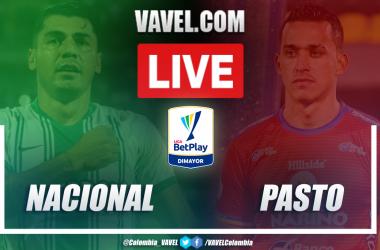 Resumen: Nacional vs Pasto (1-0) por la Liga BetPlay 2020