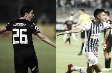 Nacho Fernández y Manzaneda, dos volantes talentosos al servicio de sus equipos (Fotomontaje Adrián Gallardo)