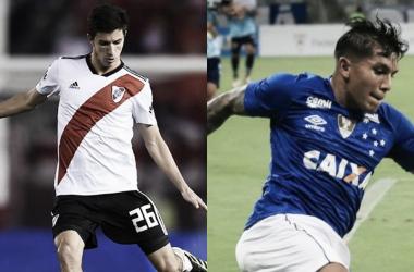 Dos jugadores talentosos frente a frente en una serie prometedora (Fotomontaje Adrián Gallardo)