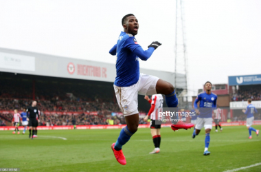 Brentford 0-1 Leicester City: Early Iheanacho goal edges Foxes past stubborn Bees