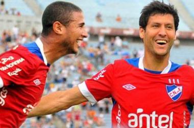 Diego Arismendi e Ignacio González. Foto: 90 minutos