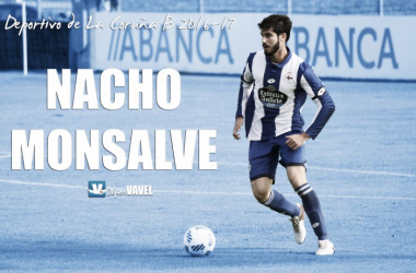 Deportivo de La Coruña B 2016/17: Nacho Monsalve