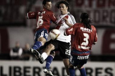 2009. Último enfrentamiento 0-0, en el Monumental.