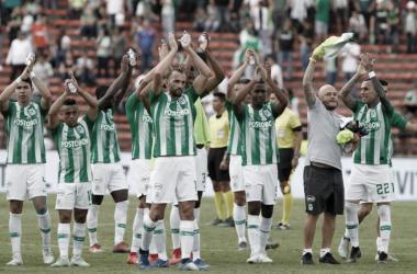 Con bajas sensibles, Atlético Nacional espera dar la batalla en Barranquilla