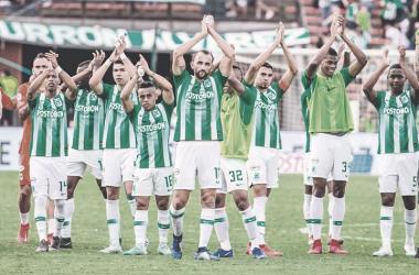 Atlético Nacional, más vivo que nunca