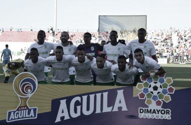 Nacional no fue contundente y empató 1-1 con Jaguares