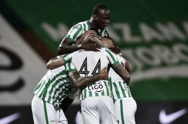Atlético Nacional regresó a la victoria frente al Deportivo Pereira