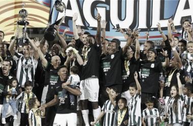 Atlético Nacional - Junior: puntuaciones de Nacional, Final (vuelta) Liga Águila 2015-II