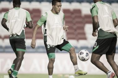 Foto: Instagram Atlético Nacional