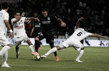 Once Caldas vs. Atlético Nacional - Cuadrangulares Semifinales (Fecha 3).