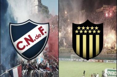 Los dos escudos más grandes del país, Nacional y Peñarol se enfrentan una vez más esta noche.