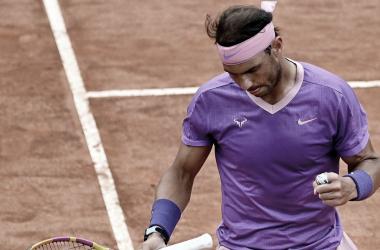 Rafael Nadal venceu Alexander Zverev no Masters 1000 de Roma 2021 (ATP / Divulgação)