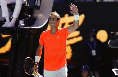2021 Australian Open: Rafael Nadal storms past Laslo Djere