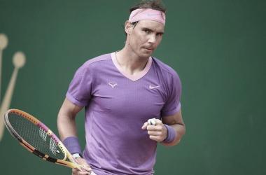 Nadal perdió tan solo 5 games en dos partidos. Foto: ATP