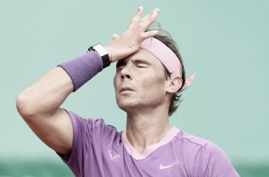 Nadal no podrá obtener su título N°12 en Montecarlo. Foto: ATP