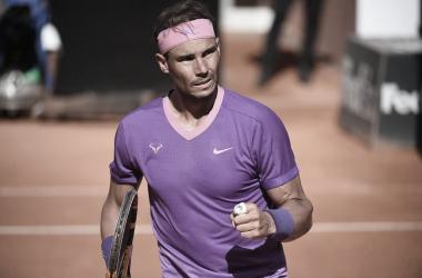 El manacorí llegó su semifinal N°12 en el Foro Itálico. Foto: ATP