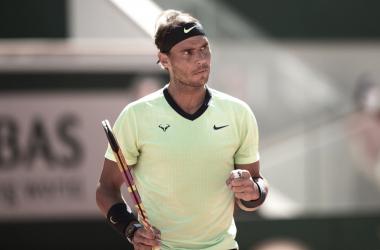 Nadal arranca derecho en Roland Garros
