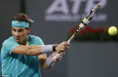 ATP M1000 Indian Wells : Federer tient sa revanche, Nadal inquiète