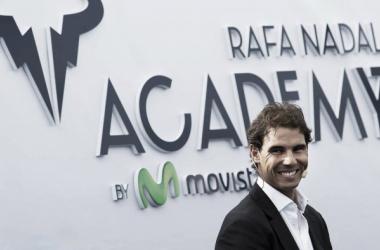 Telefónica Open Futures y Rafa Nadal Academy, juntos por el desarrollo