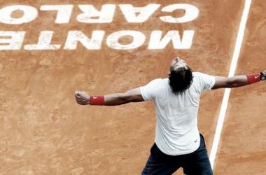 O espanhol ganhou o Masters 1000 de Monte Carlo em oito oportunidades (Foto: Reprodução / AFP)