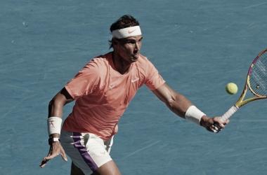 Sem dificuldades, Nadal vence Djere na primeira rodada do Australian Open