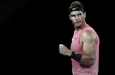 Nadal passa por sufoco, mas garante vitória sobre Delbonis e avança no Australian Open