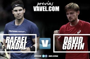 ATP Finals - Nadal vs Goffin, tramonto di qualità