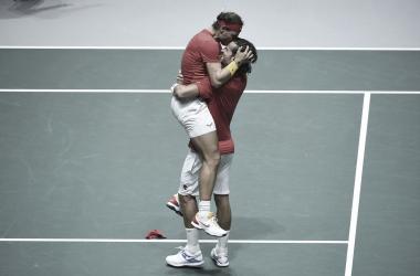 Lopez/Nadal vencem jogo épico contra Murray/Skupski e garantem Espanha na final da Copa Davis