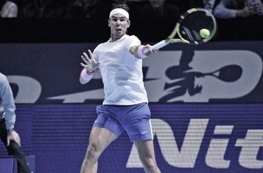 Sorpresas en la segunda jornada de las ATP Finals
