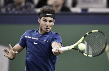 """Rafael Nadal: """"Tengo que pensar si jugaré en París y Basilea"""""""