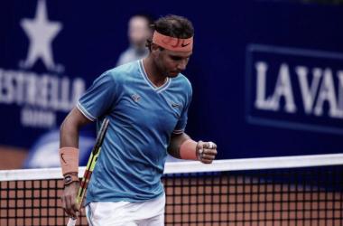 Nadal está nuevamente entre los cuatro mejores del ATP 500 de Barcelona. FOTO: Rafael Nadal