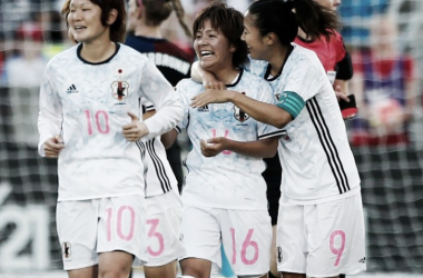 Nadeshiko Japan earns draw against United States