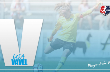 Alyssa Naeher wins Player of the Week in Week 6