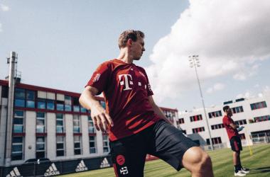 El debut de Nagelsmann deberá esperar / foto: @FCBayernES