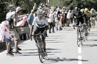 Nairo Quintana culpa a un compañero de perder el Tour de Francia 2015