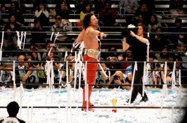 More Details On Shinsuke Nakamura's WWE Deal